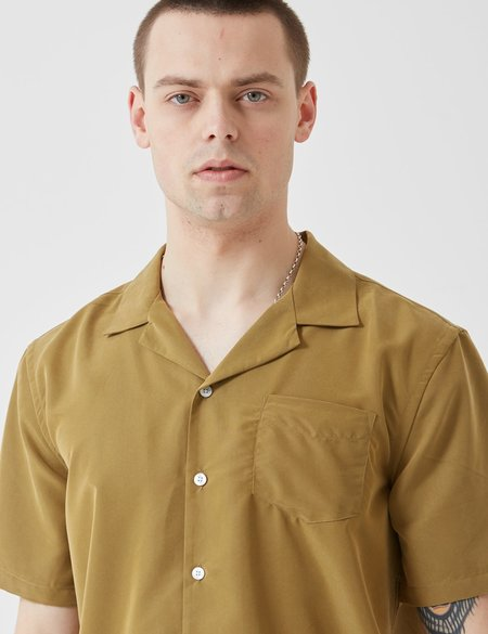 Libertine Libertine Cave Shirt - Olive