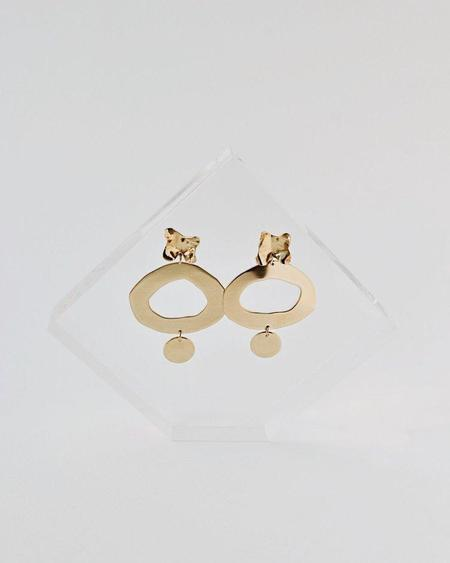 Apse Adorn Forget Me Not Earrings