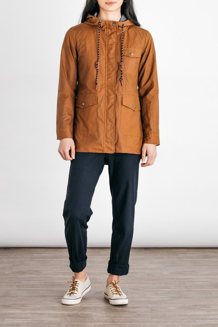 Bridge & Burn Balsam Rain Jacket - Cedarwood
