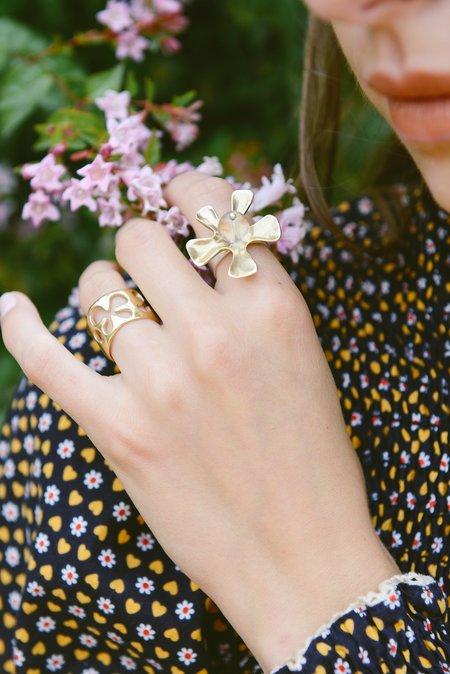 Seaworthy Anemone Ring