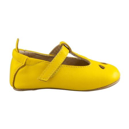KIDS Old Soles Classic-T Shoes - Sunflower Yellow