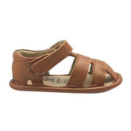 KIDS Old Soles Sandy Sandals - Tan Brown