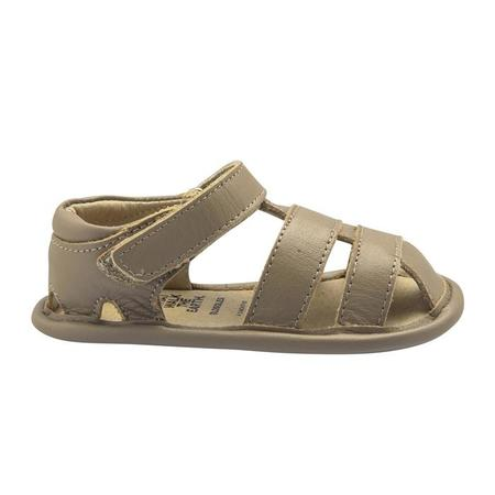 KIDS Old Soles Sandy Sandals - Taupe Brown