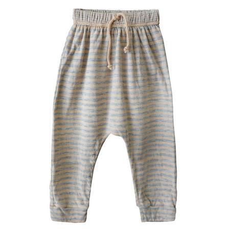 KIDS Nico Nico Stone Harem Pants - Petal Pink Stripes