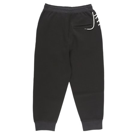 CRAIG GREEN Laced Sweatpants - BLACK