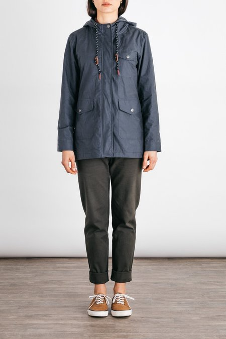 Bridge & Burn Balsam Rain Jacket - Slate