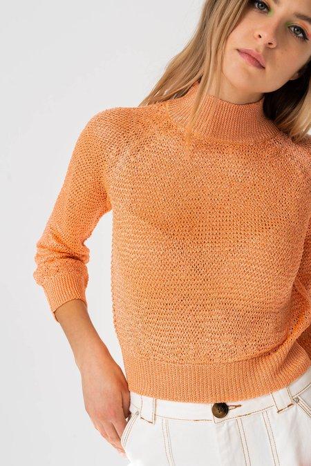 MILA ZOVKO JONI Sweater - Tangerine