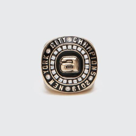 ALEXANDER WANG Champion Ring 4 - gold