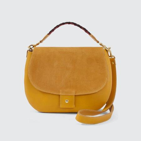 Clare V. Herieth Bag - Marigold