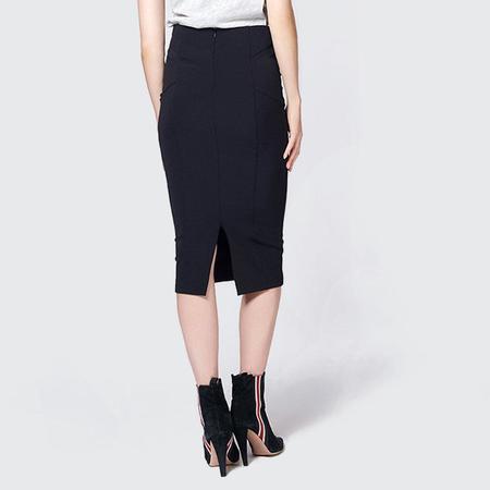 Veronica Beard Vail Skirt - black