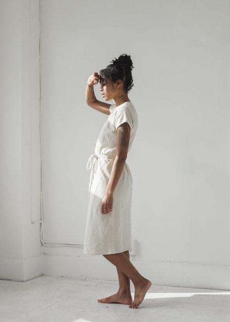Po-em Ode Dress - Natural