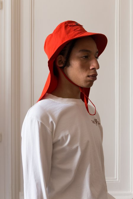 PHIPPS Mullet Hat - RED