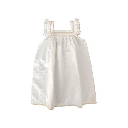 KIDS Liilu Nightdress - Off-White