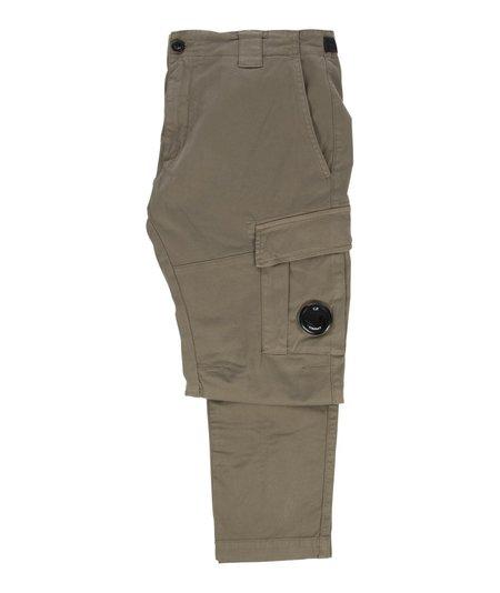 CP Company Cotton Cargo Lens Pants - Khaki