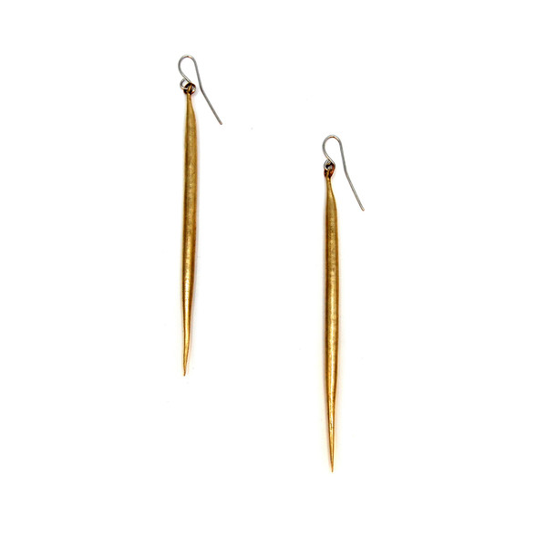 K/LLER Collection Quill Earrings
