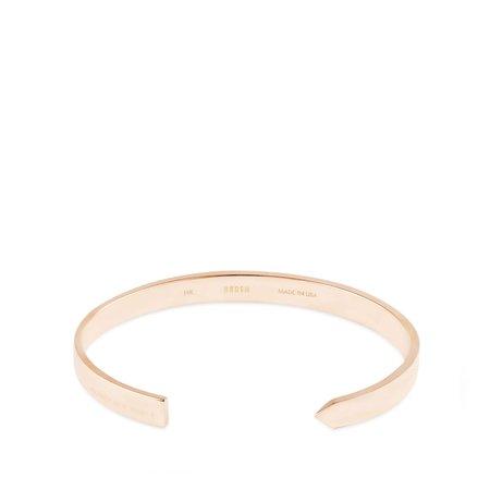 HNDSM Paris Cuff - 14K Rose Gold