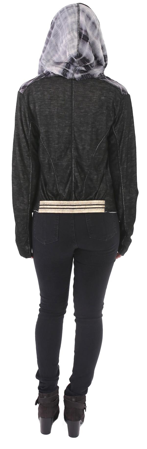 Hazel All Zip Jacket