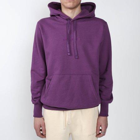 Aimé Leon Dore ALD Logo Hoodie - Purple