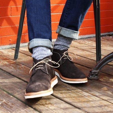 Noah Waxman Lenox Boots - Chocolate