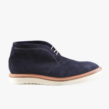 Noah Waxman Lenox Boots - Navy