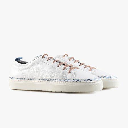 Noah Waxman Perry Sneaker - White Delft