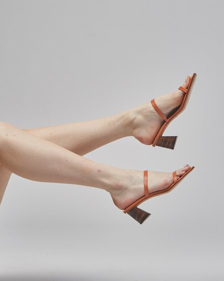 Mari Giudicelli May sandals - Gold