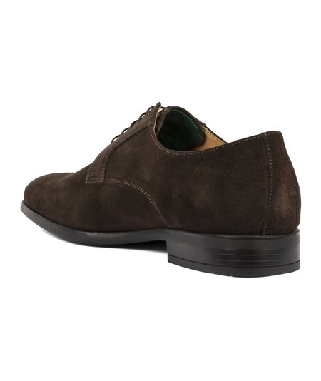 Paul Smith Daniel Suede Shoe - Brown