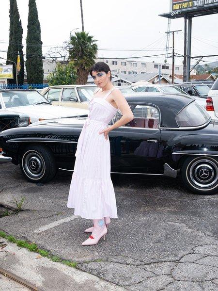 Vivetta Pozzuoli Dress - white