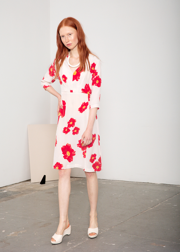 Wray Exhale Dress - Floral
