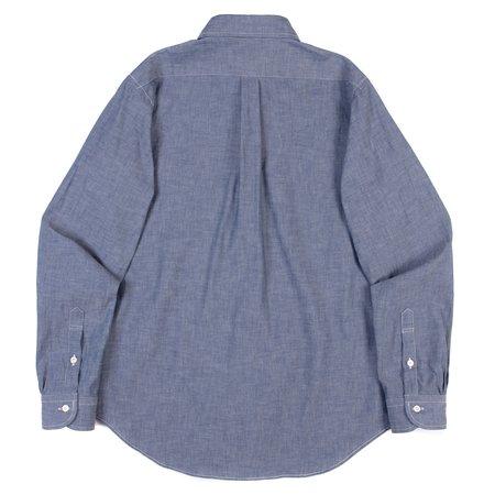 orSlow Button Down Shirt - Chambray