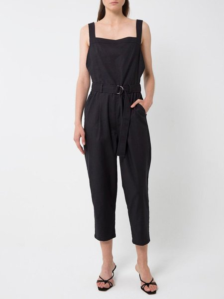 Third Form Workers Jumpsuit - Black