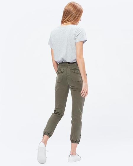 PAIGE Mayslie Jogger - Ivy Green