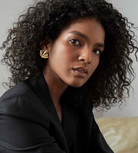 Luz Ortiz Yves Earrings
