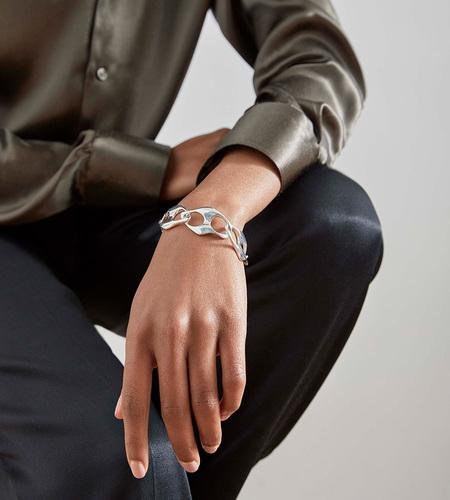 Luz Ortiz Lazaro Bracelet - Sterling Silver