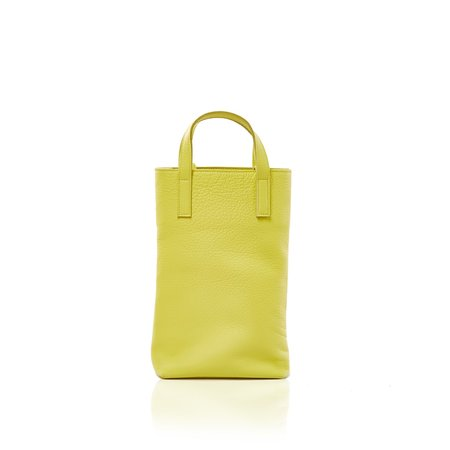 Marie Turnor The Deli Bag - Lemon