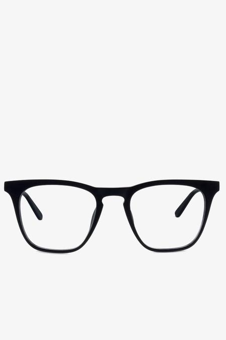 Smoke x Mirrors Rocket 88 Black Matte Optical Glasses - Black Matte
