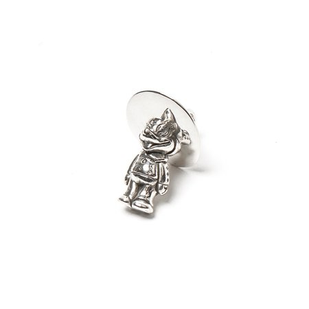 MAPLE COWBOY PENDANT - Silver 925