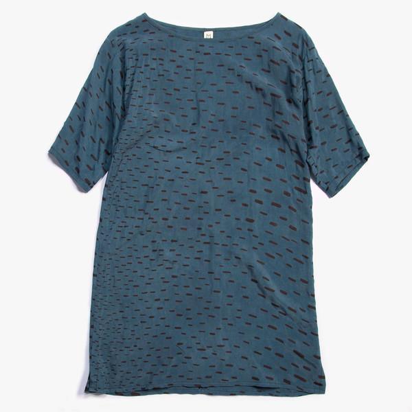 3/4 Dress in Sideways Rain