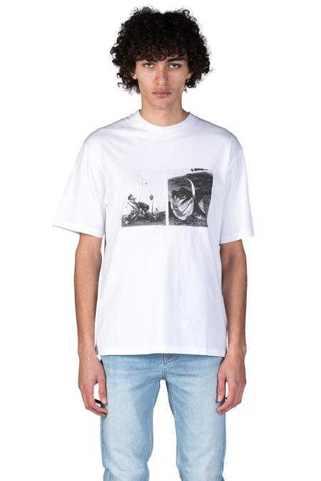 Christian Dada Photo T-shirt - White
