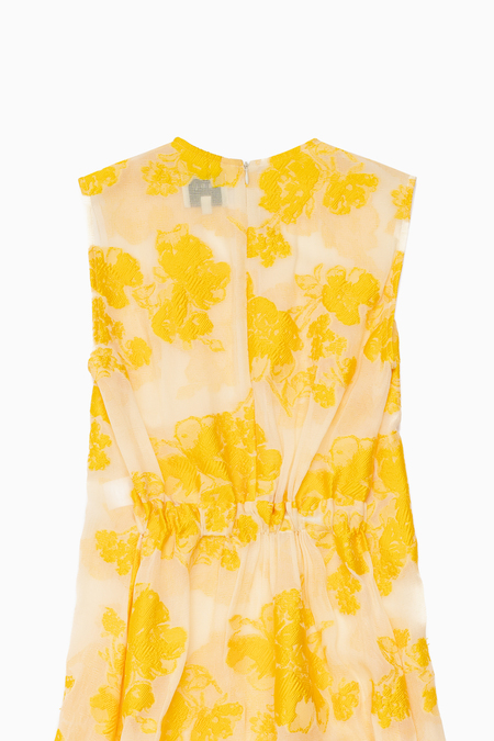 Samuji Adrielle Dress - Yellow