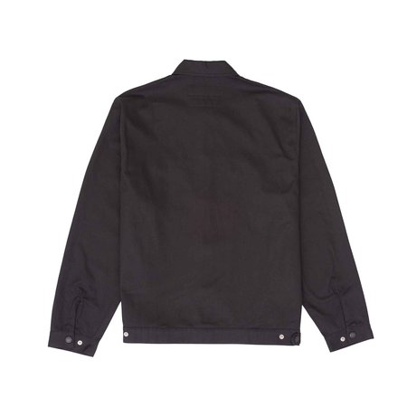 Dickies Construct Shirt Jacket - Almost Black