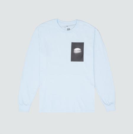 Joe Garvey Sunrise L/S T-shirt - Light Blue