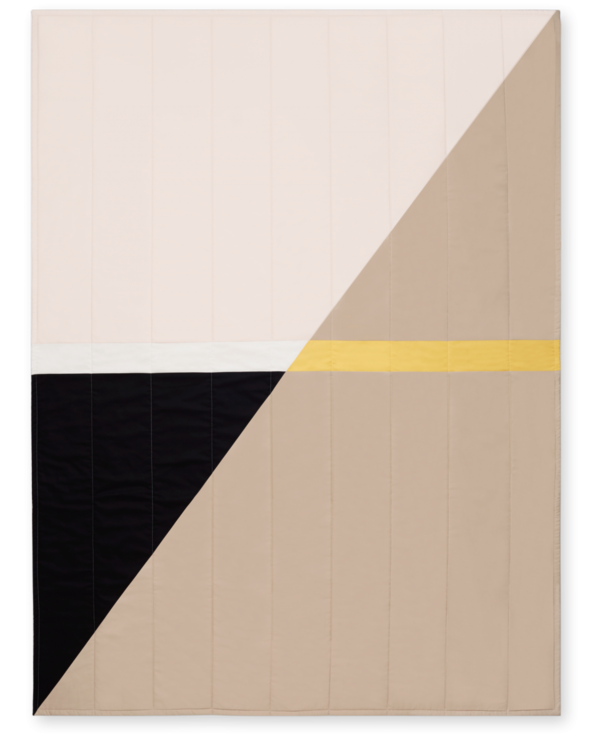 Louise Gray Quilt No.5