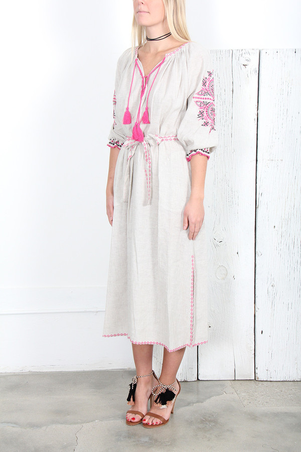 ULLA JOHNSON SOFIA DRESS