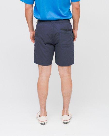 Brixton Steady Elastic Waistband Shorts - Patriot Blue