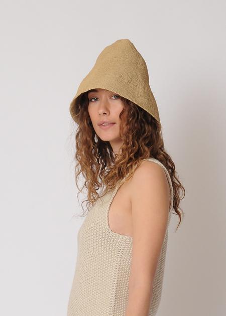 Lauren Manoogian Bell Hat