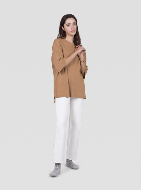 I AND ME Slim Legs Jeans - WHITE
