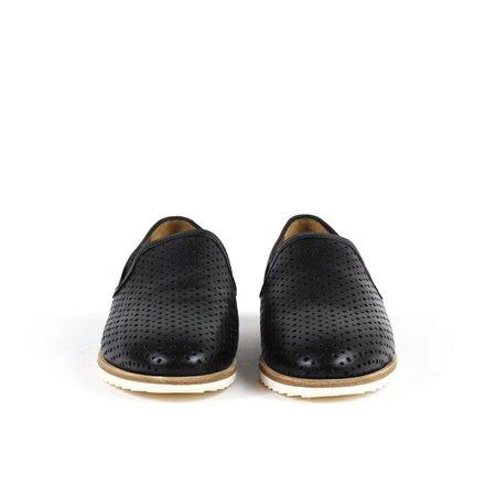 Trask Andi Perf slip-on sneaker - black