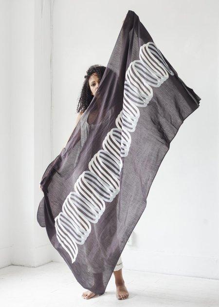 Block Shop Textiles Scarf - Ribbon