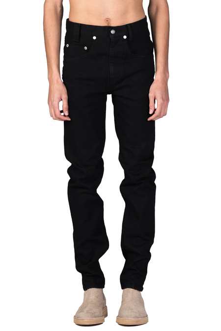 Christian Dada Denim Jeans - Black